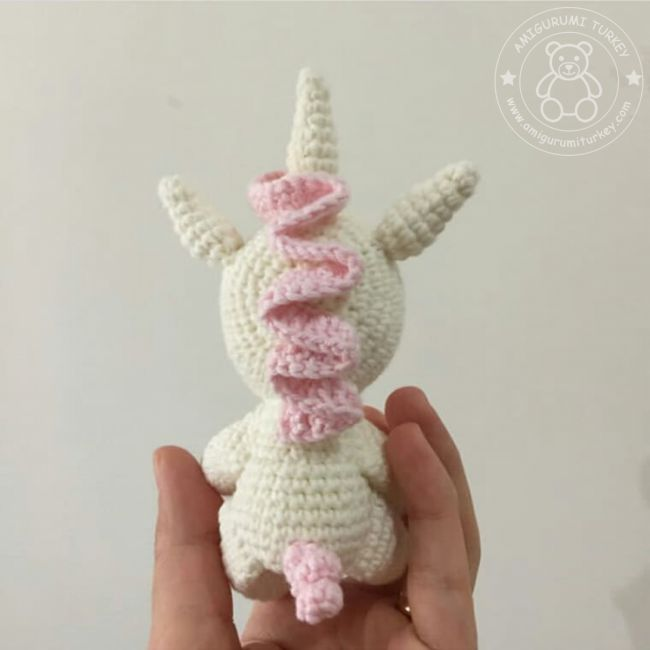 Amigurumi Unicorn - Tek Boynuzlu At Tarifi | Amigurumi modelleri ... | 650x650