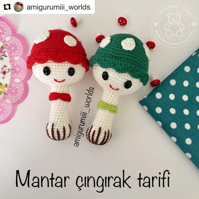 Amigurumi crochet pattern (English) - Pippa the pig | Oyuncak ... | 650x650