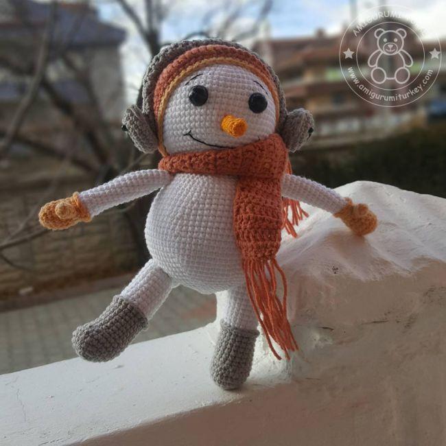 Amigurumi Şeker Kız Yapılışı-Amigurumi Free Pattern Candy Doll | 650x650