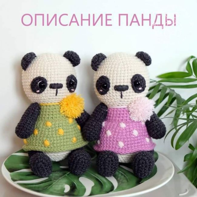 amigurumipandaanahtarlık Instagram posts (photos and videos ... | 650x650
