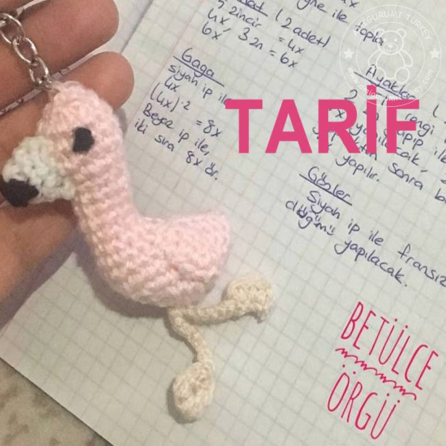 AMİGURUMİ KIZ BEBEK ANAHTARLIK YAPIMI (Crochet making baby girl ... | 650x650