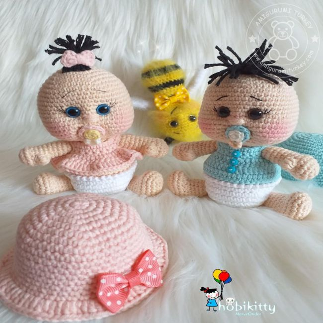 Cinderella - Crochet Amigurumi Doll Pattern - PDF download ... | 650x650