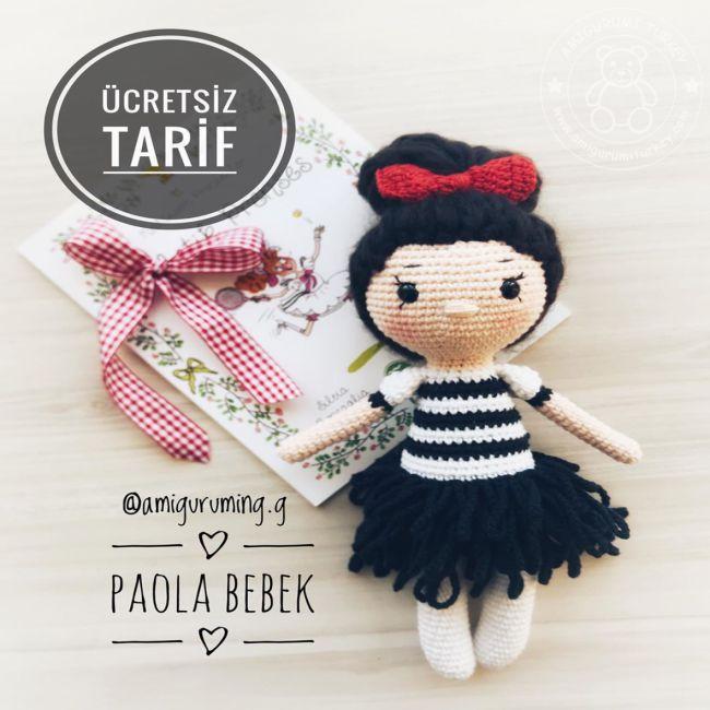 Amigurumi Lol Bebek Tarifi, 2020 | Lol, Amigurumi oyuncak bebek, Bebek | 650x650