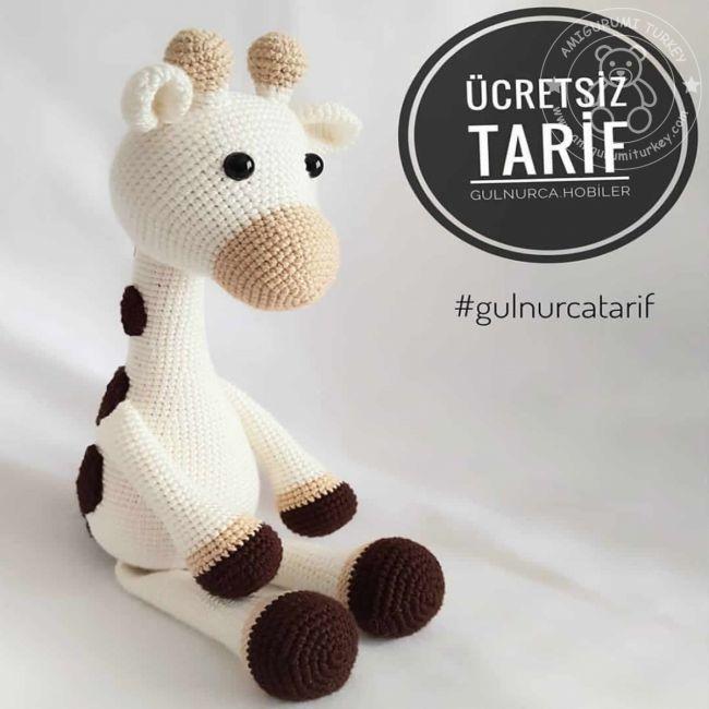 Amigurumi Zürafa Bilgi ve sipariş için @alifdesignn | Crochet toys ... | 650x650